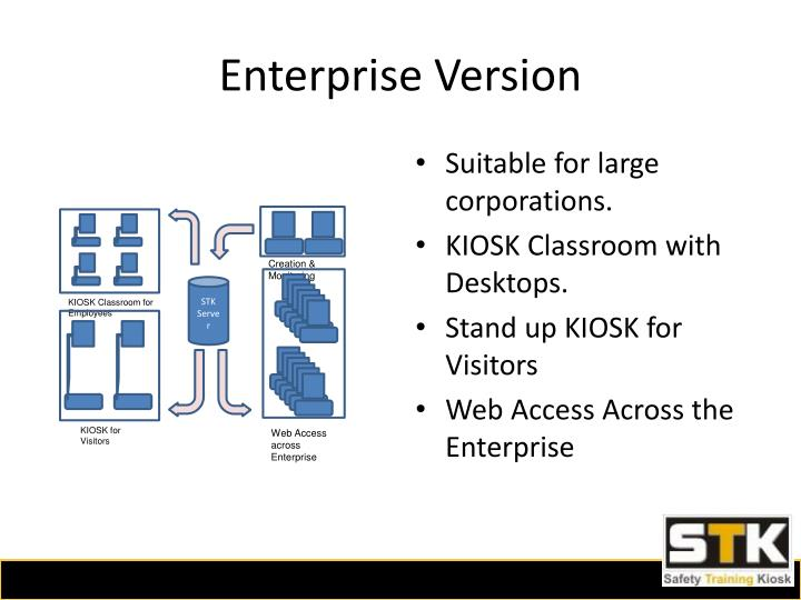 Enterprise Version