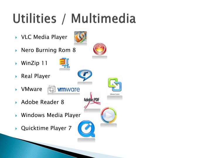 Utilities / Multimedia