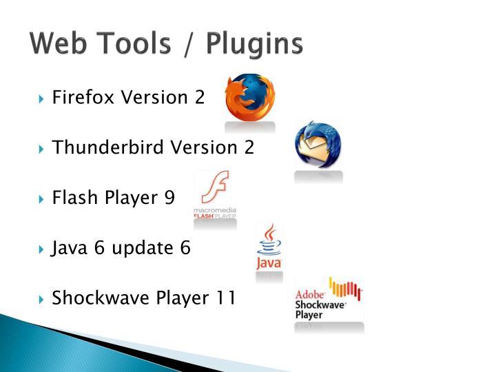 Web Tools /