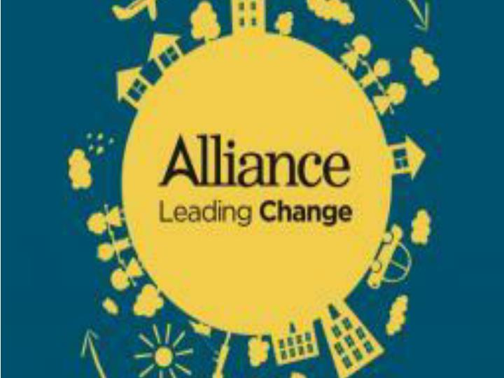 Alliance was founded in 1970 and initially lead by sir oliver napier