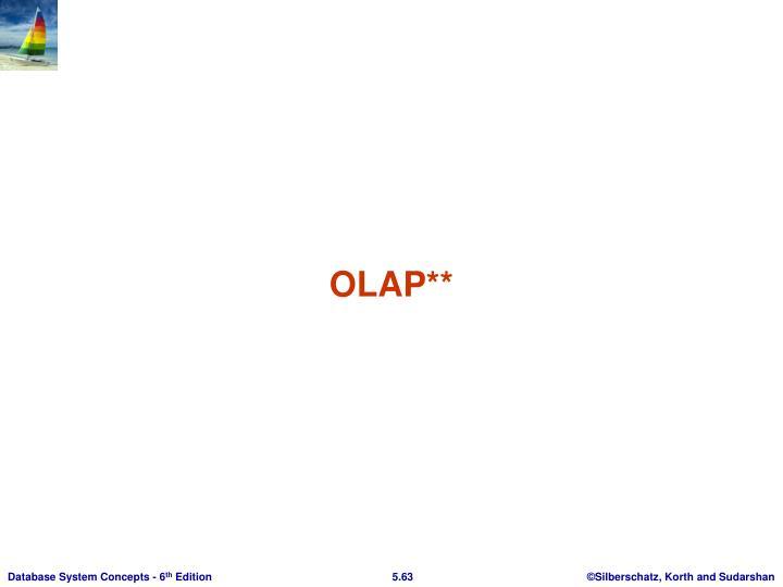 OLAP**