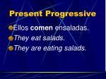 present progressive1