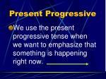 present progressive2