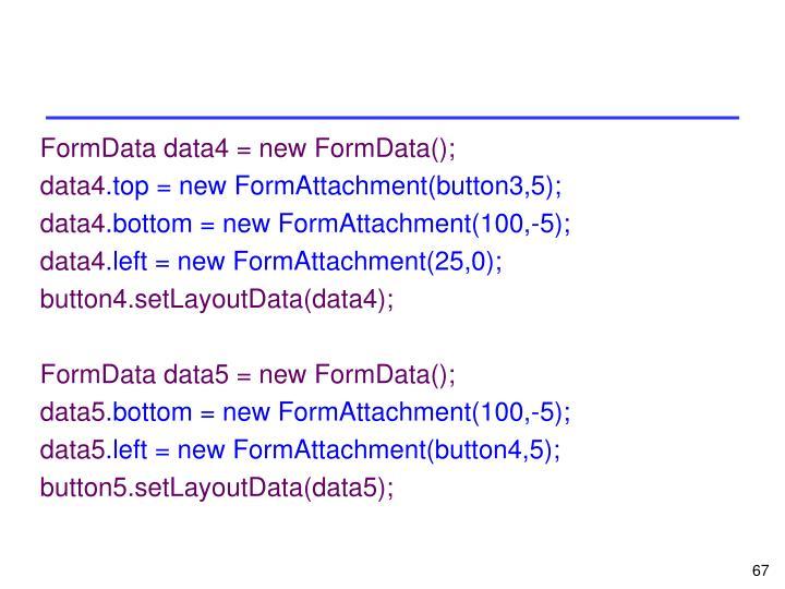 FormData data4 = new FormData();