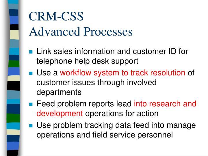 CRM-CSS
