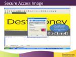 secure access image