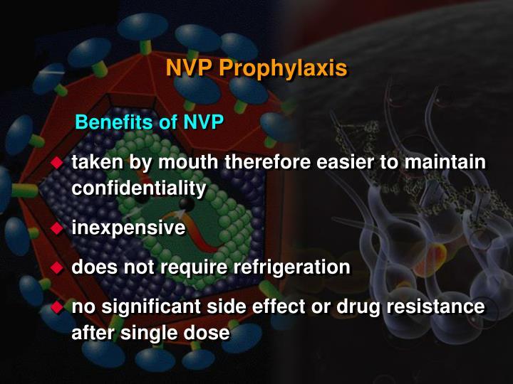 NVP Prophylaxis