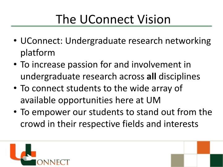 The UConnect