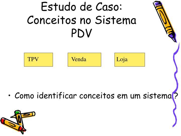 Estudo de Caso:
