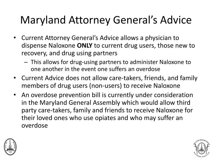 Maryland Attorney
