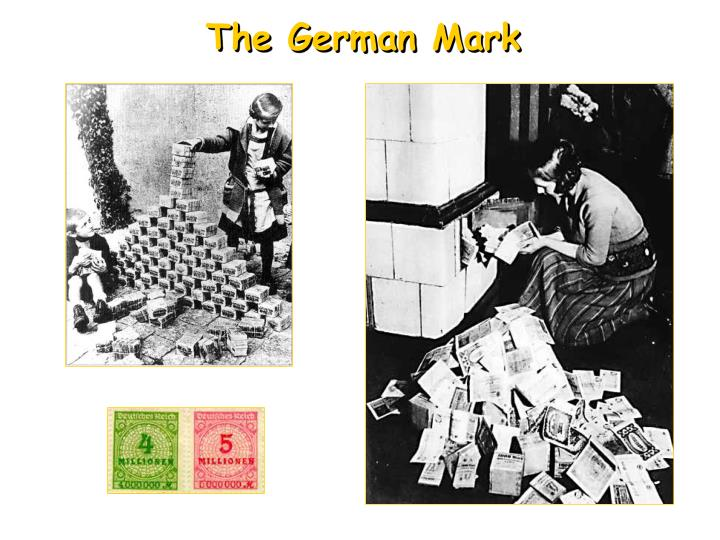 The German Mark