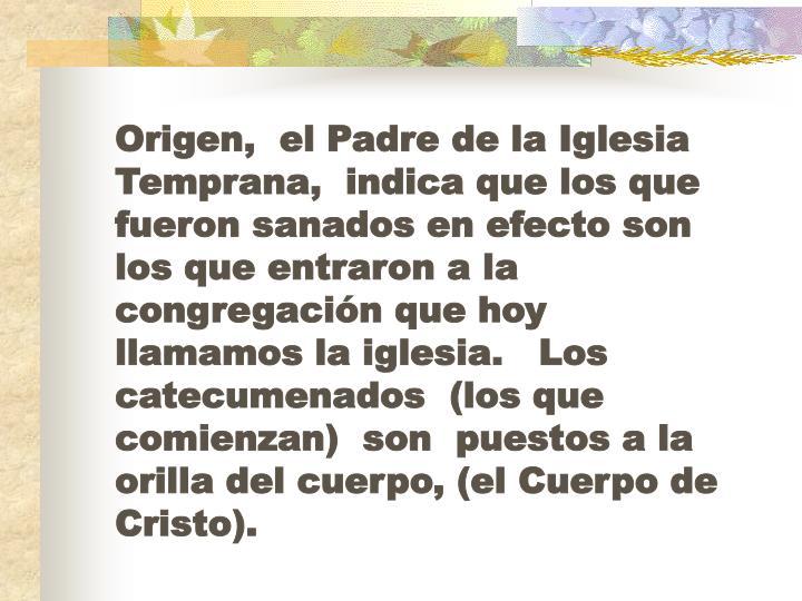 Origen,