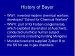 history of bayer1