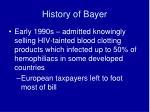 history of bayer3