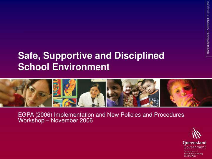 school policies and procedures
