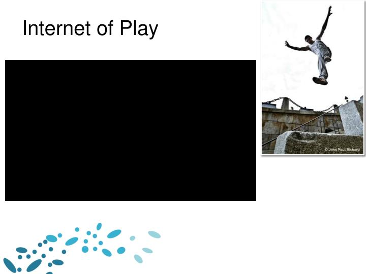 Internet of Play