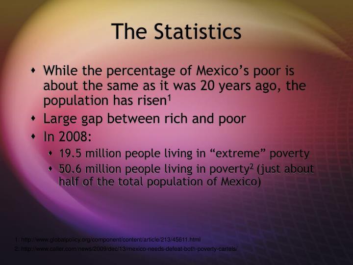 The Statistics