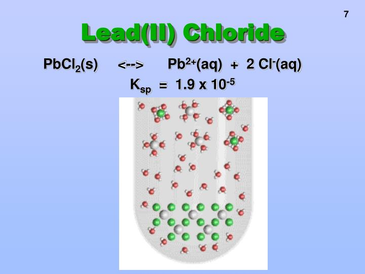 Lead(II) Chloride