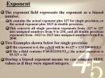 exponent