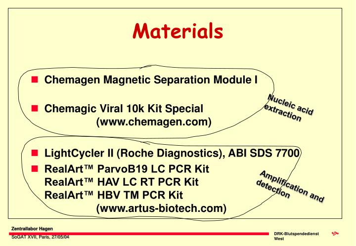 Chemagen Magnetic Separation Module I