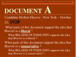 document a