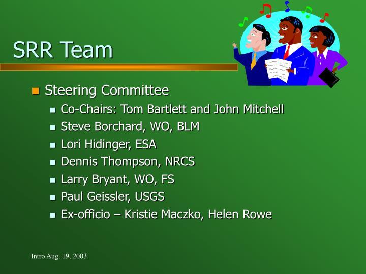 SRR Team