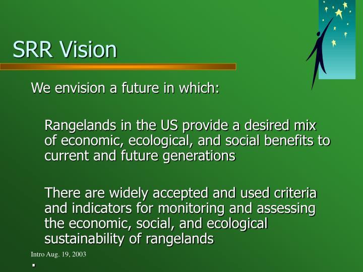 SRR Vision