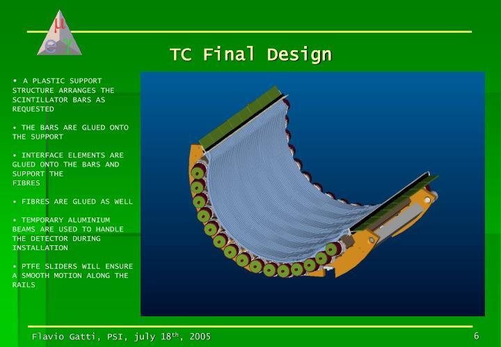 TC Final Design