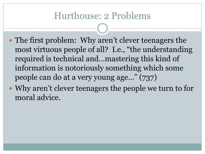Hurthouse