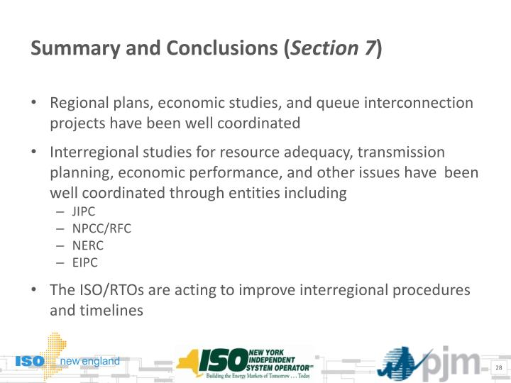 Summary and Conclusions (