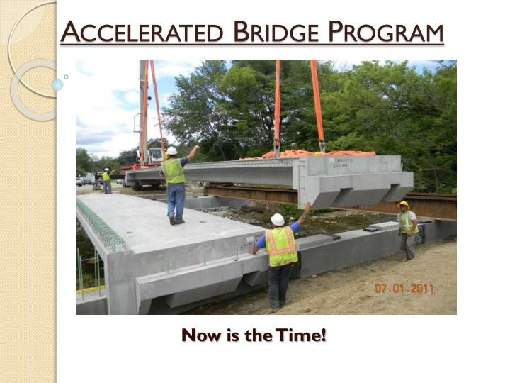Accelerated Bridge Program