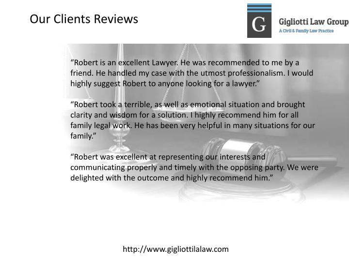 Our Clients Reviews
