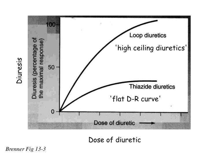 'high ceiling diuretics'