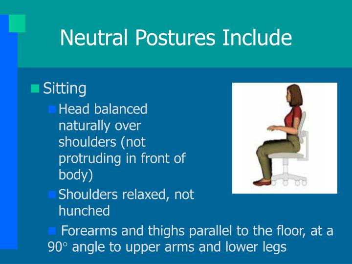 Neutral Postures Include