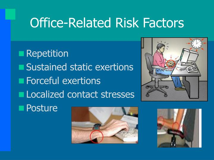 Office-Related Risk Factors