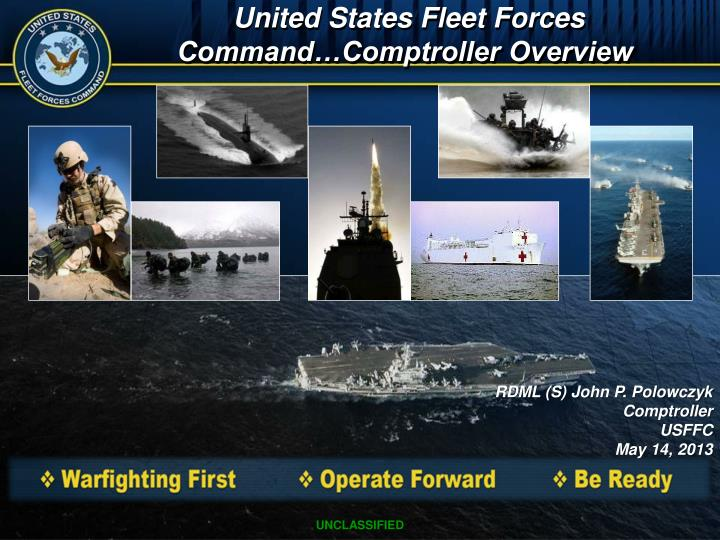 United States Fleet Forces