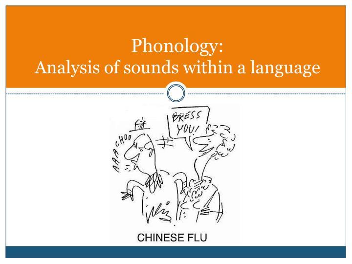Phonology: