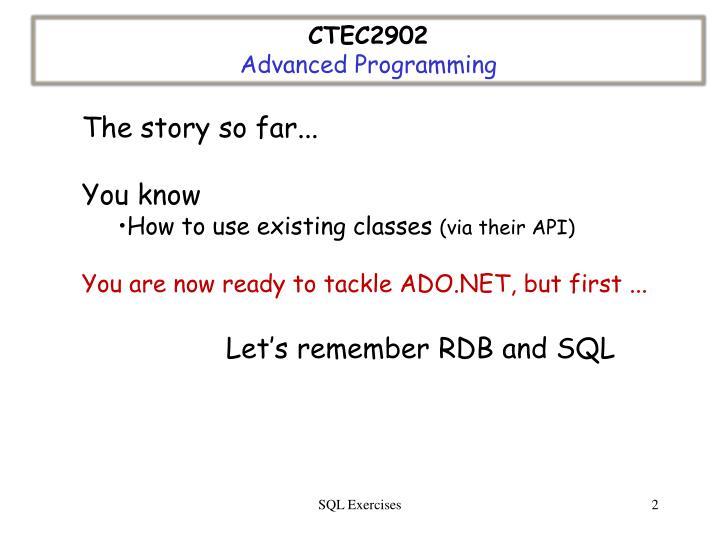 CTEC2902