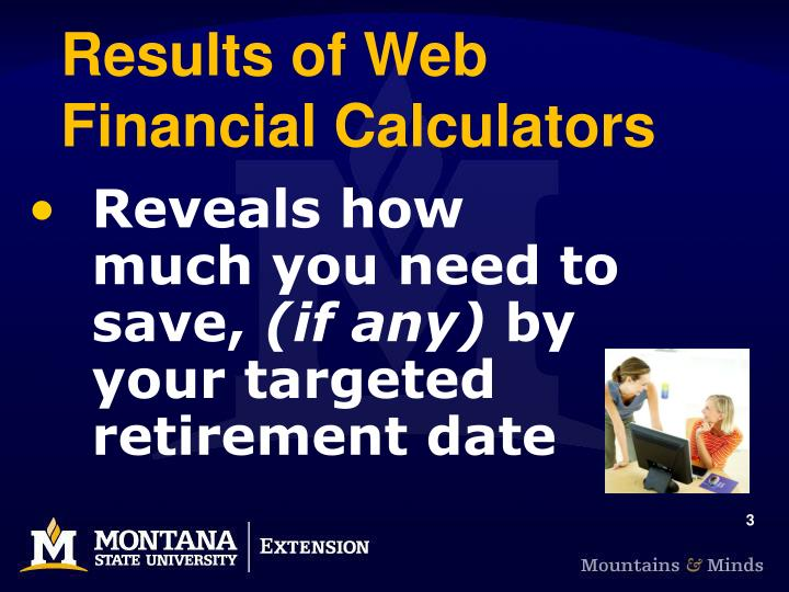401K Calculator How much do you need to save for Retirement - akross ...