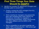 first three things your state should do asap2