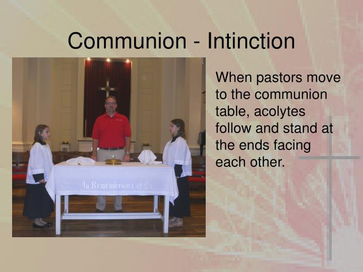 Communion -