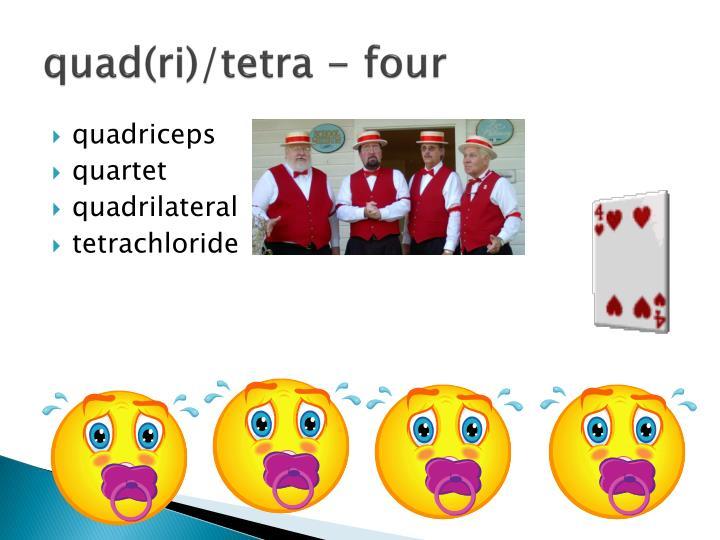 quad(