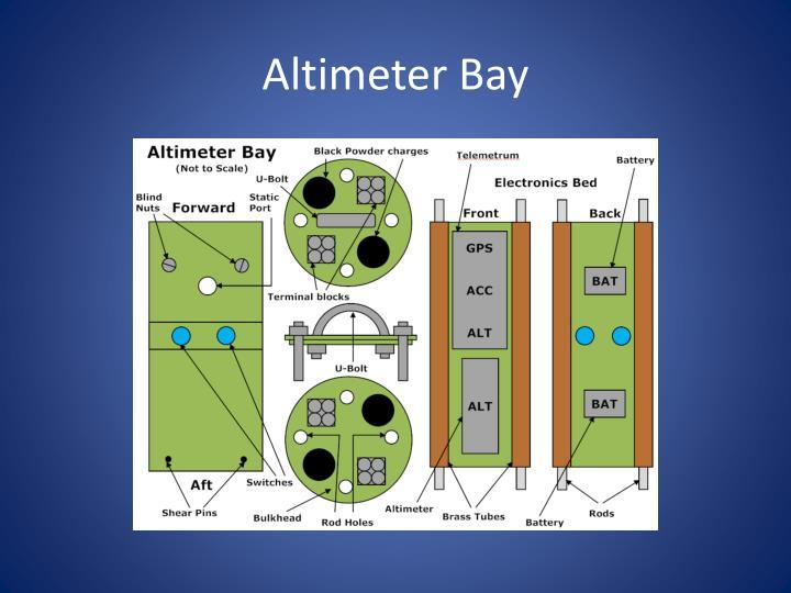 Altimeter Bay