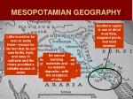 mesopotamian geography