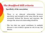 the bradford hill criteria3
