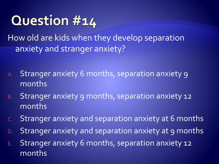 Question #14