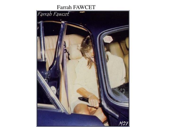 Farrah FAWCET