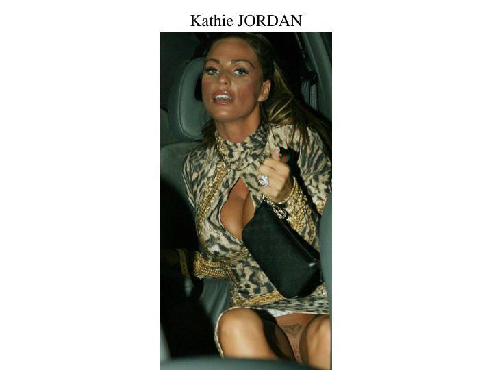 Kathie JORDAN