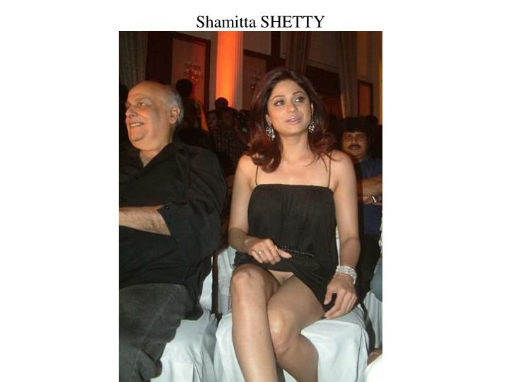 Shamitta SHETTY