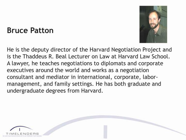 Bruce Patton
